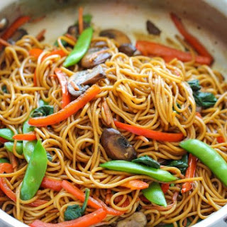 Lo Mein Recipes.