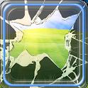 Cracked Screen Prank icon