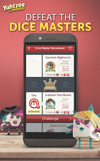 YAHTZEE® With Buddies: A Fun Dice Game for Friends screenshot 12