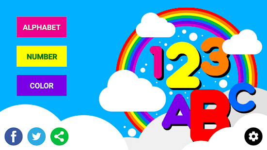 basic kids learning android apps on google play