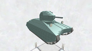 AMX 40 ディティールちょいアップ版