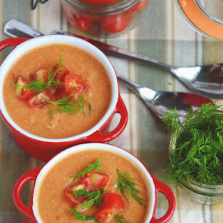 Spicy Creamy Tomato Soup