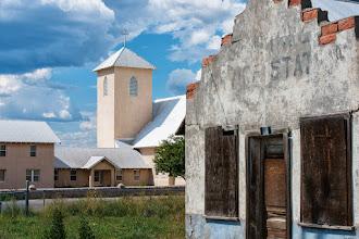Photo: Church, Los Ojos