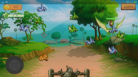 Dinosaur Shooter 3 - náhled