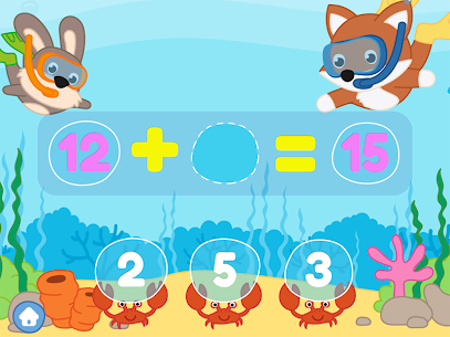 Juegos Educativos. Matemática 1
