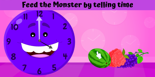 Telling Time Games For Kids - Learn To Tell Time 1.0 screenshots 5