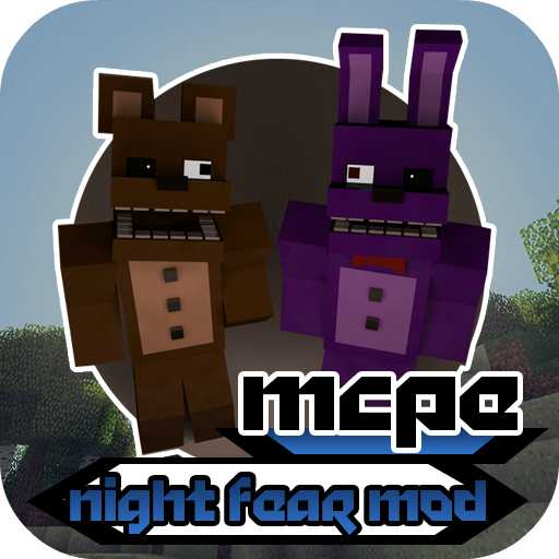 MCPE Night Fear Mod