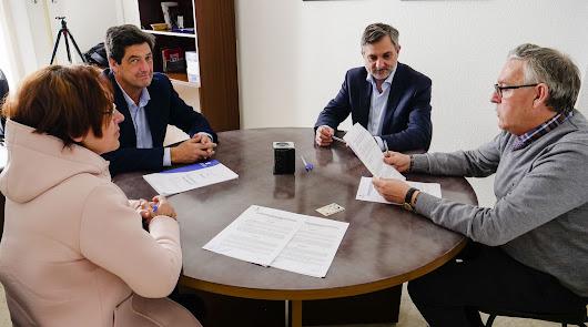 Una nueva familia encuentra casa gracias al programa de alquiler de Diputación