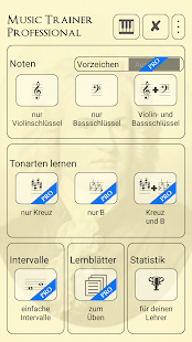Learning Notes (Sight Reading) screenshot