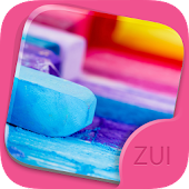 ZUI Locker Theme-Colorful Day