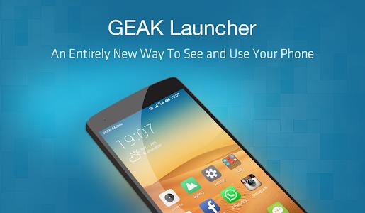 GEAK Launcher-Easy Fast Power v4.0.15349