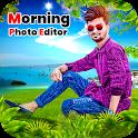 Good Morning Photo Editor icon