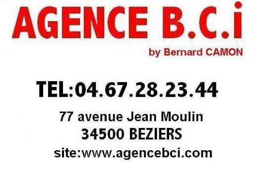 Logo de AGENCE BCI