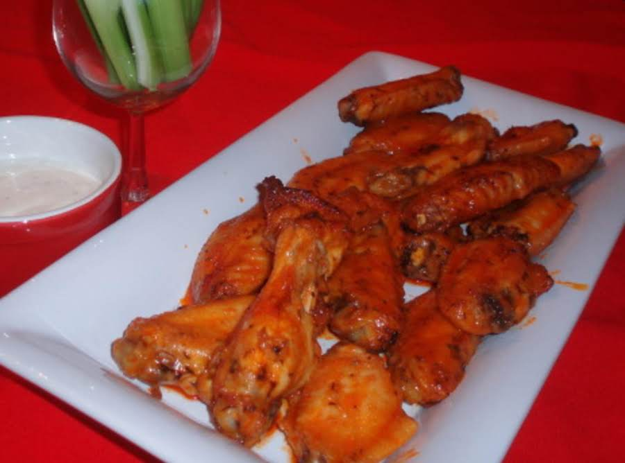 how to make hot wings in the oven