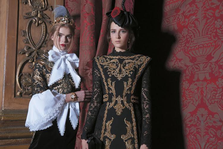 hot sales 76b82 c2409 Operatic fashion with Dolce & Gabbana