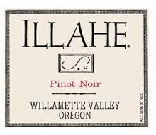 Logo for Illahe Pinot Noir