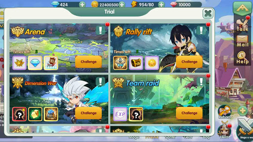 Télécharger Skyland Fantasy APK MOD 2