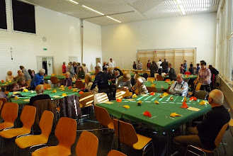 Photo: Langsam füllt sich der Saal