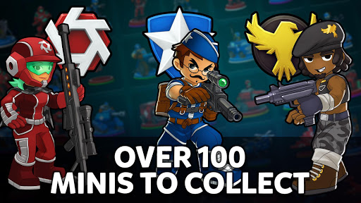 Mini Guns - Omega Wars 1.0.17 screenshots 21