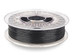Fillamentum Black Vinyl 303 PVC Filament - 1.75mm (0.75kg)