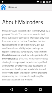 Mxicoders- screenshot thumbnail