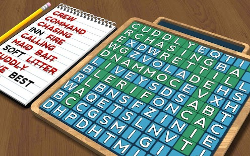 Wordsearch Revealer - Puppies- screenshot thumbnail