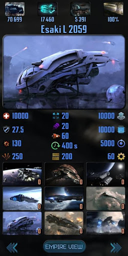 DISCOVERY : Space Empire 19 screenshots 1