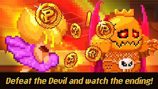 Coin Princess: Tap Tap Retro RPG Quest 6