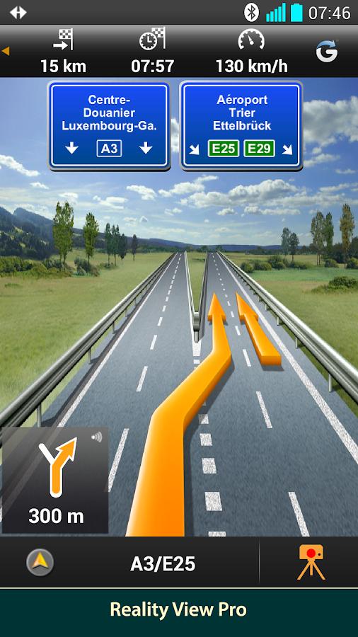 NAVIGON Italy - screenshot