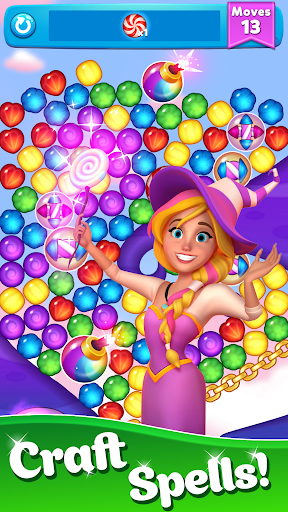 Crafty Candy Blast apkpoly screenshots 2