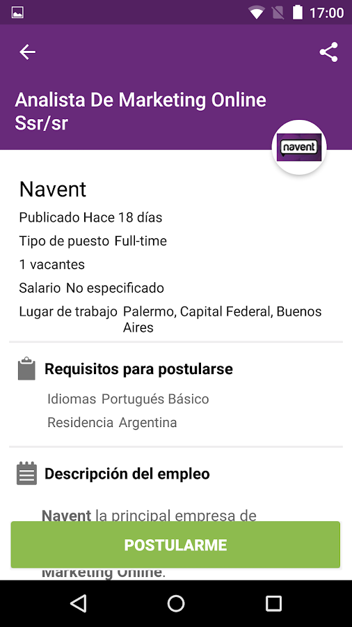 Bumeran.com | Empleos- screenshot