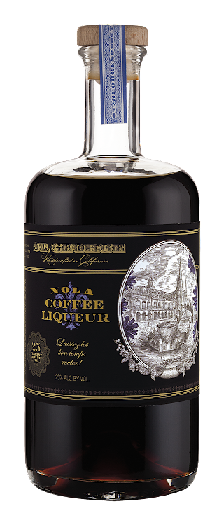 Logo for St. George Nola Coffee Liqueur
