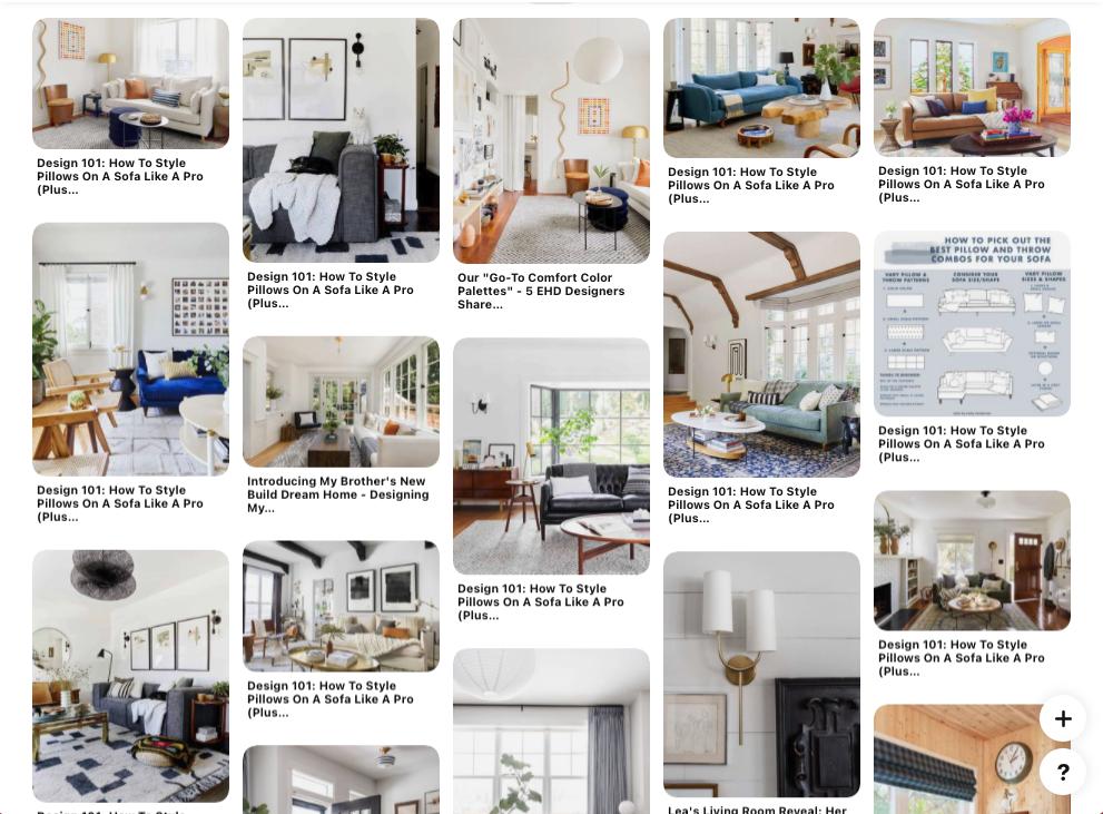 pinterest interior design emily henderson