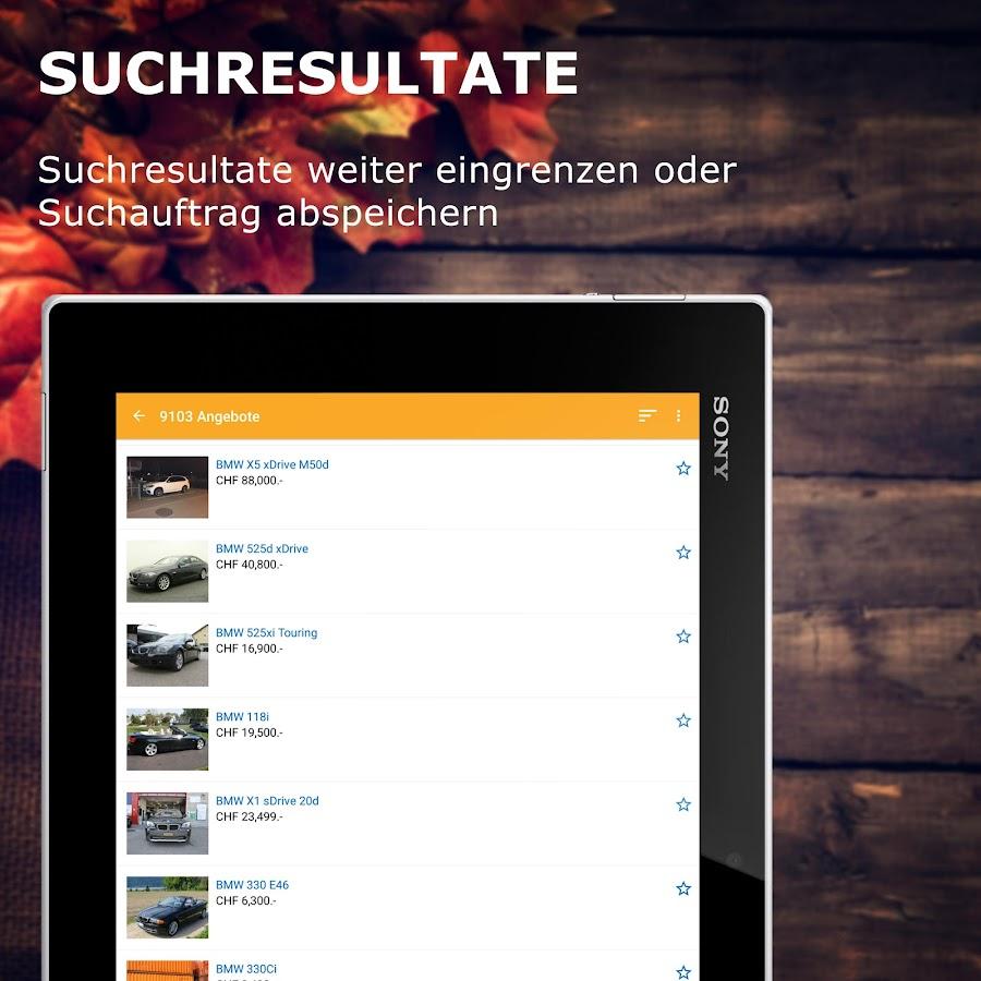 anibis.ch – free classifieds- screenshot