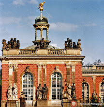 Photo: Potsdam. Sanssouci. Neues Palais.