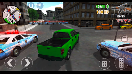 Clash of Crime Mad San Andreas  captures d'u00e9cran 1