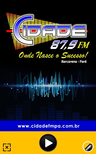 Rádio Cidade 87 9 FM