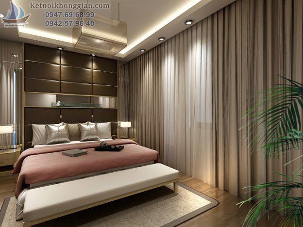 thiết kế phòng ngủ cần chú ý nhiều thứ
