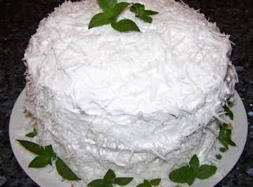 ONE-EGG CAKE
