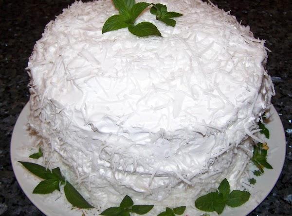 One-egg Cake Recipe