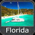 Marine Florida GPS Nautical Charts icon
