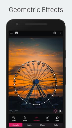 PixaMotion Loop Photo Animator & Photo Video Maker 1.0.3 screenshots 4