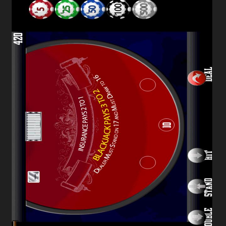 Casino simulator blackjack