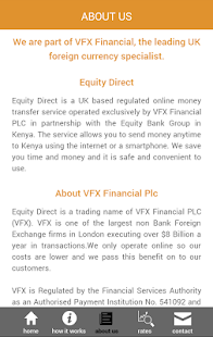 Equity Direct Mobile - náhled
