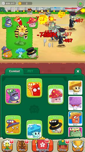 Save Garden - Zombie attack 1.2.5 screenshots 4