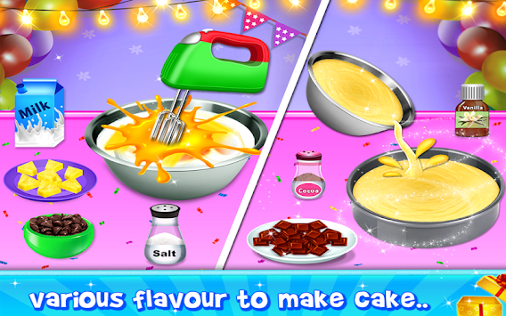 Download Birthday Cake Maker
