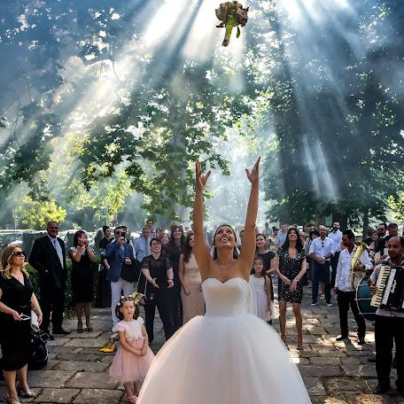 Wedding photographer Uros Ivanovic (UrosIvanovic). Photo of 21.08.2017