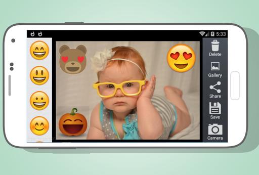 免費下載攝影APP|Fantastic Kawaii emoji sticker app開箱文|APP開箱王