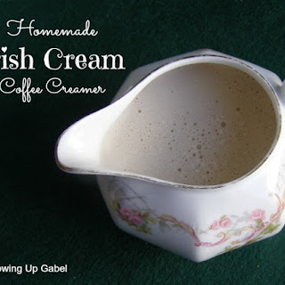 Irish Cream Coffee Creamer Recipes.