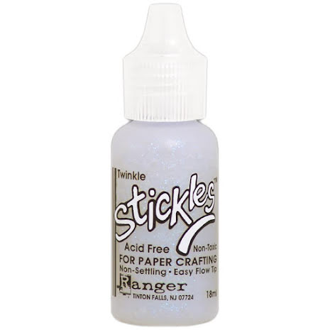 Stickles Glitter Glue 18ml - Twinkle